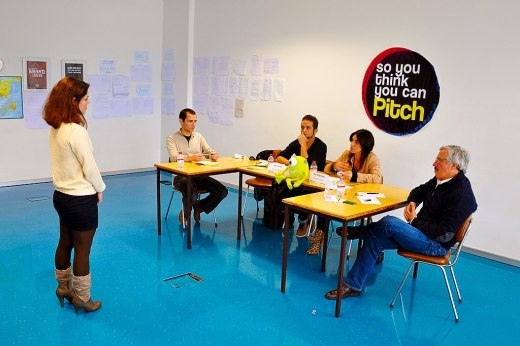 Pedro Gomes, Jury at So you can Pitch - 2013 Aveiro